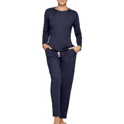 textil Mujer Pijama Impetus Travel Woman 8500F84 F86 Azul