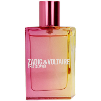 Belleza Mujer Perfume Zadig & Voltaire This Is Love Pour Elle Edp Vaporizador
