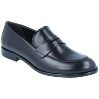 Zapatos Mujer Mocasín Luis Gonzalo Zapatos Mocasines Casual para Mujer de  5135M Negro