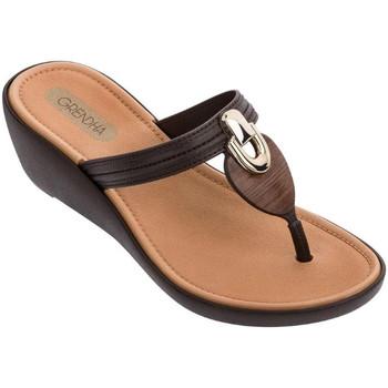 Zapatos Mujer Zapatos para el agua Grendha - Infradito marrone 82826-90911 MARRONE