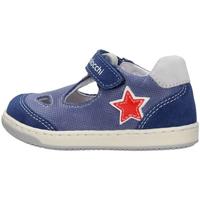 Zapatos Niño Derbie Balocchi - Occhio di bue blu 103222 BLU