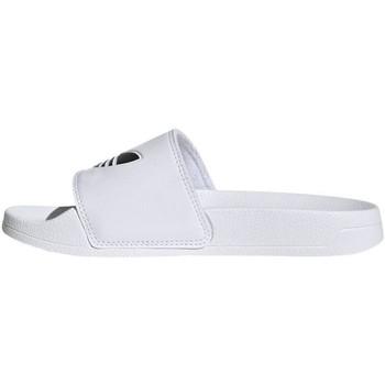 Zapatos Niño Zapatos para el agua adidas Originals - Adilette lite bco/nero EG8272 BIANCO