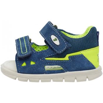 Zapatos Niño Sandalias Falcotto - Sandalo azzurro KNIK-1C81 AZZURRO