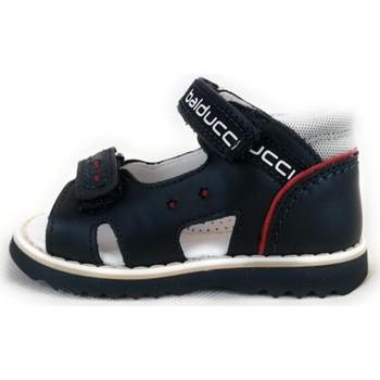 Zapatos Niño Sandalias Balducci - Sandalo blu CSPO3801 BLU