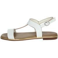 Zapatos Mujer Sandalias Repo 71531-E0 Blanco
