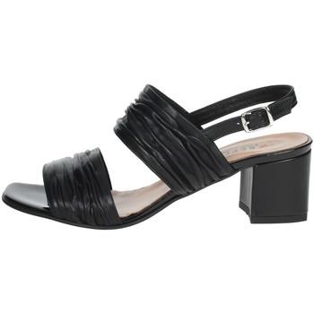 Zapatos Mujer Sandalias Repo 46503 Negro