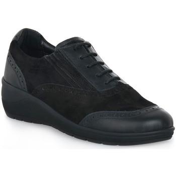 Zapatos Mujer Zapatillas bajas Grunland NERO DAPE Nero