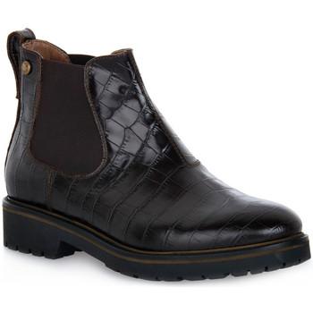 Zapatos Mujer Botines Nero Giardini NERO GIARDINI  COCCO ZEUS Marrone