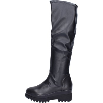 Zapatos Mujer Botas Geste botas cuero sintético negro