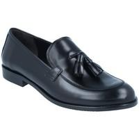 Zapatos Mujer Mocasín Luis Gonzalo Zapatos Mocasines Mujer de  5133M Negro
