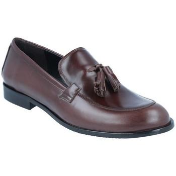 Zapatos Mujer Mocasín Luis Gonzalo Zapatos Mocasines Mujer de  5133M Marrón