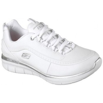 Zapatos Mujer Sport Indoor Skechers SYNERGY 2.0 12363 Blanco