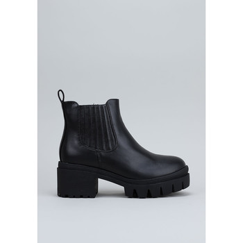 Zapatos Mujer Low boots Emmshu MARGE Negro