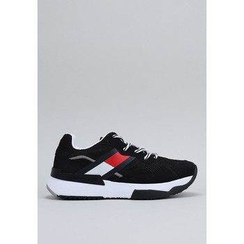 Zapatos Mujer Zapatillas bajas Tommy Hilfiger WMNS SUSTAINABLE RUNNER Negro