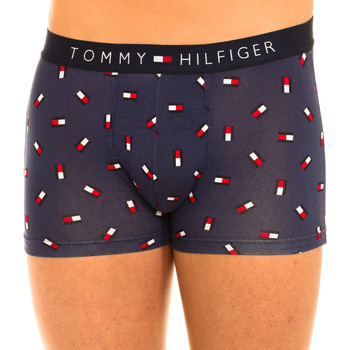 Ropa interior Hombre Calzoncillos Tommy Hilfiger Bóxer Tommy Hilfiger Azul