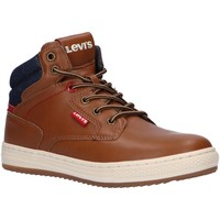 Zapatos Niño Botas de caña baja Levi's VYHK0011S NEW FAINO Marr?n