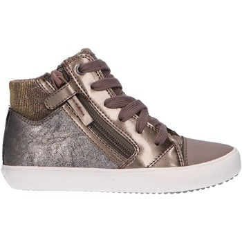 Zapatos Niña Zapatillas altas Geox J024ND 054PV J GISLI Gris
