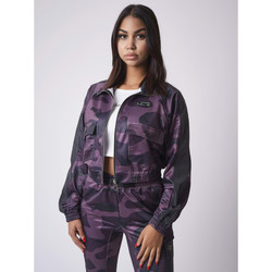 textil Mujer cazadoras Project X Paris  Violeta