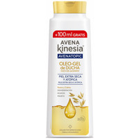 Belleza Productos baño Avena Kinesia Avena Topic Oleo-gel De Ducha 100% Natural  700 ml