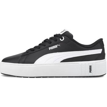 Zapatos Zapatillas bajas Puma - Smash platform v2l nero/bco 373035-04 NERO