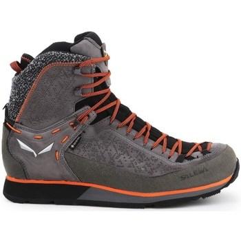 Zapatos Hombre Senderismo Salewa MS Trainer 2 Winter Gtx Negros, Grises