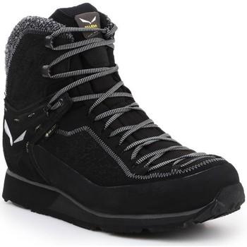 Zapatos Hombre Senderismo Salewa MS Mtn Trainer 2 Winter Negros