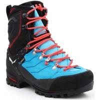 Zapatos Mujer Senderismo Salewa WS Vultur EVO GTX 61335-8610 negro, azul
