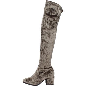 Zapatos Mujer Botas Accademia BK401 verde