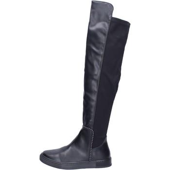 Zapatos Mujer Botas Francescomilano botas cuero sintético negro