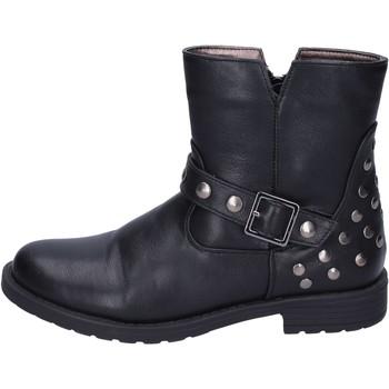 Zapatos Niña Botines It's For You botines cuero sintético negro