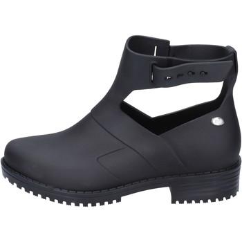 Zapatos Mujer Botines Mel BK409 negro
