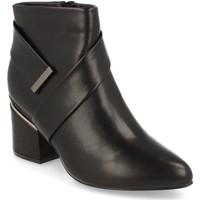 Zapatos Mujer Botines Prisska Y5675 Negro