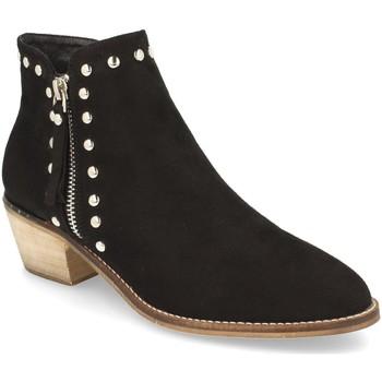 Zapatos Mujer Botines Prisska Y5680 Negro