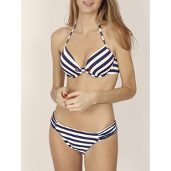 textil Mujer Bikini Admas Set de bikini push-up 2 piezas Sailor Azul Marine