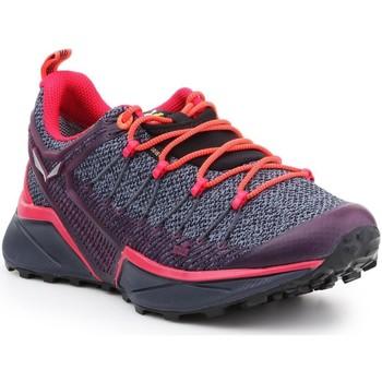 Zapatos Mujer Senderismo Salewa WS Dropline GTX 61367-3853 púrpura, rosado