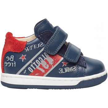 Zapatos Niño Deportivas Moda Falcotto - Polacchino blu GRUNDY VL-1C23 BLU