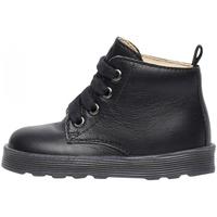 Zapatos Niño Deportivas Moda Falcotto - Polacchino nero LOYD-0A01 NERO