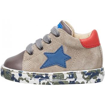 Zapatos Niño Deportivas Moda Falcotto - Sneaker grigio SASHA-1B03 GRIGIO