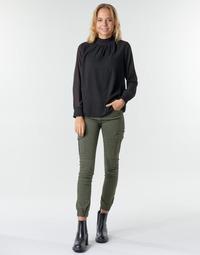 textil Mujer Pantalón cargo Only ONLMISSOURI Kaki