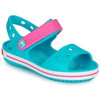 Zapatos Niña Sandalias Crocs CROCBAND SANDAL Azul