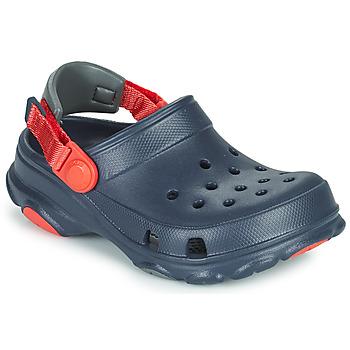 Zapatos Niños Zuecos (Clogs) Crocs CLASSIC ALL-TERRAIN CLOG K Azul