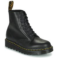 Zapatos Botas de caña baja Dr Martens 1460 Pascal Ziggy Negro