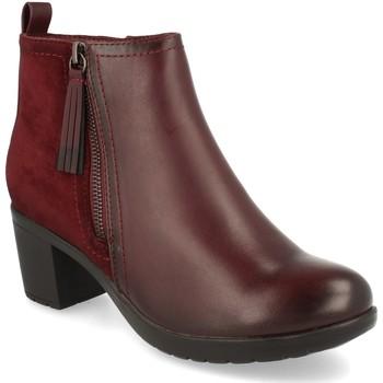 Zapatos Mujer Botines Virucci VR0-107 Burdeos