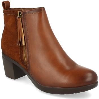 Zapatos Mujer Botines Virucci VR0-107 Camel