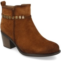 Zapatos Mujer Botines Virucci VR0-152 Camel