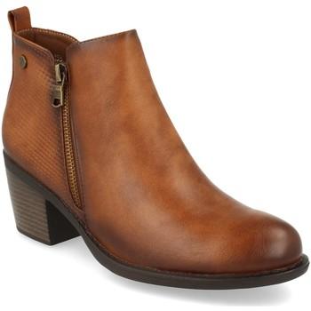 Zapatos Mujer Botines Virucci VR0-153 Camel