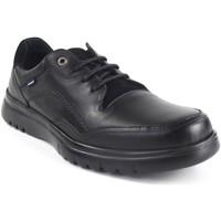 Zapatos Hombre Zapatillas bajas Baerchi 5056 Negro