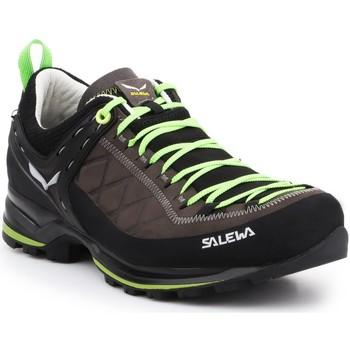 Zapatos Hombre Senderismo Salewa MS MTN Trainer 2 L 61357-0471 marrón, negro, green