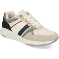 Zapatos Hombre Zapatillas bajas Tony.p ABX007 Blanco