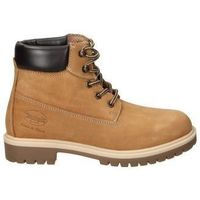 Zapatos Mujer Botines Dockers BOTINES  35FN201 MODA JOVEN TAN Jaune